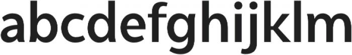 Syabil SemiBold otf (600) Font LOWERCASE