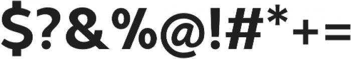 Syabil otf (700) Font OTHER CHARS