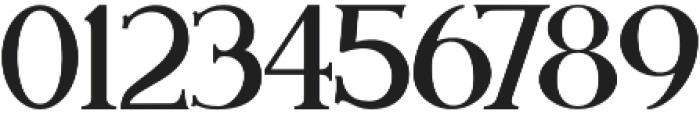 Syailendra otf (400) Font OTHER CHARS