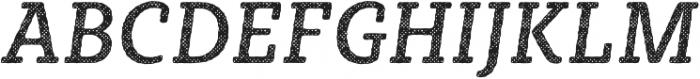 Sybilla Plaid Pro Narrow Regular Italic otf (400) Font UPPERCASE