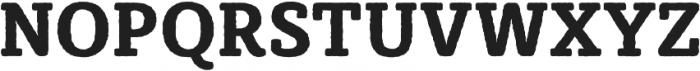 Sybilla Rough Pro Narrow Bold otf (700) Font UPPERCASE