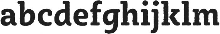 Sybilla Rough Pro Narrow Bold otf (700) Font LOWERCASE