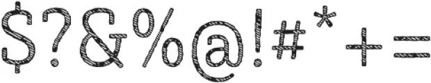 Sybilla Stroke Pro Narrow Light otf (300) Font OTHER CHARS