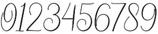 Sydnee otf (400) Font OTHER CHARS