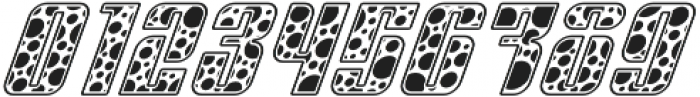 Sympathetic 10 Circle Italic otf (400) Font OTHER CHARS