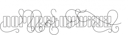 Sympathetic 24 Ornamental otf (400) Font LOWERCASE
