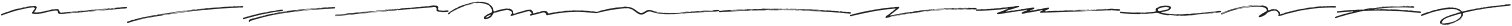 Symphoniesta Swash otf (400) Font LOWERCASE