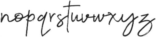 Symphoniesta Upright otf (400) Font LOWERCASE