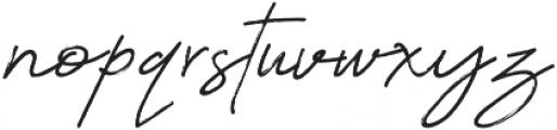 Symphoniesta otf (400) Font LOWERCASE