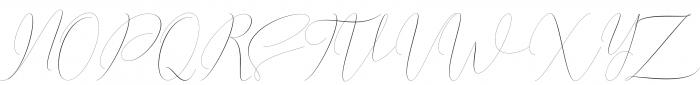 Syndicate Regular otf (400) Font UPPERCASE