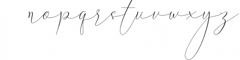 Syndicate Font LOWERCASE