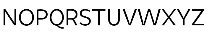 Syabil Book Font UPPERCASE