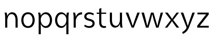 Syabil Book Font LOWERCASE