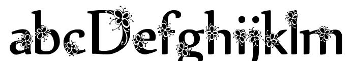 Sylabus Demo Font LOWERCASE