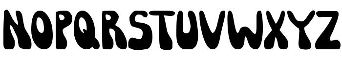 Syreeta Font UPPERCASE