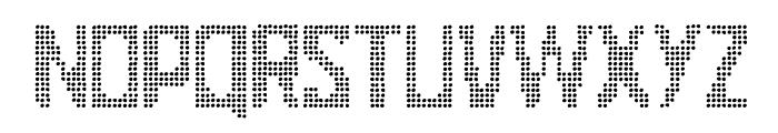 System+error Font UPPERCASE