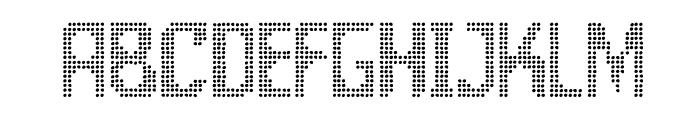 System+error Font LOWERCASE
