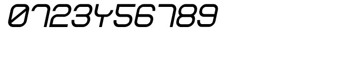 Sylar Extra Bold Italic Font OTHER CHARS
