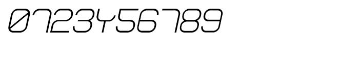 Sylar Regular Italic Font OTHER CHARS
