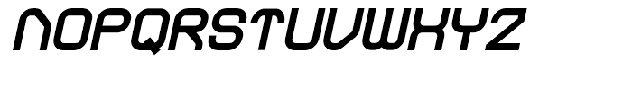 Sylar Ultra Italic Font UPPERCASE