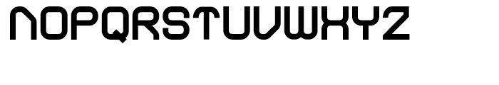 Sylar Ultra Font UPPERCASE