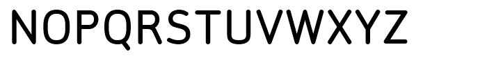 Sylvia Medium Font UPPERCASE