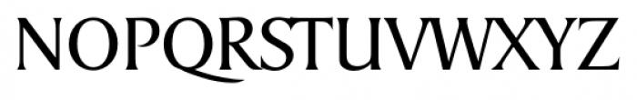 Sydney Serial Light Font UPPERCASE
