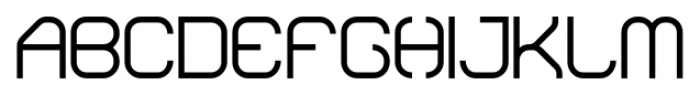 Sylar Bold Font UPPERCASE