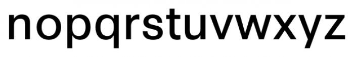 Synthese Regular Font LOWERCASE