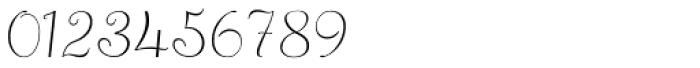 Syarlina Regular Font OTHER CHARS