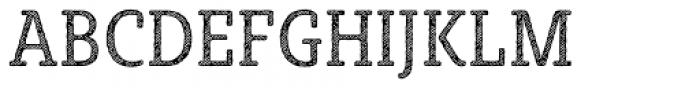 Sybilla Hatch Pro Condensed Book Font UPPERCASE