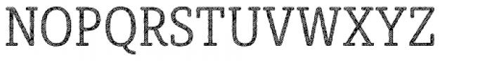 Sybilla Hatch Pro Condensed Light Font UPPERCASE