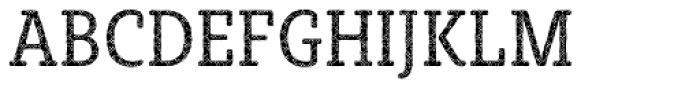 Sybilla Plaid Pro Condensed Book Font UPPERCASE