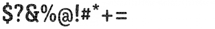 Sybilla Plaid Pro Condensed Medium Font OTHER CHARS