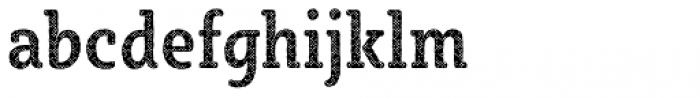 Sybilla Plaid Pro Condensed Medium Font LOWERCASE