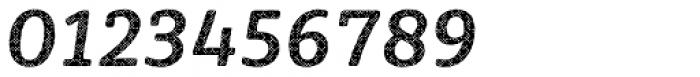 Sybilla Plaid Pro Medium Italic Font OTHER CHARS