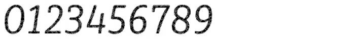 Sybilla Plaid Pro Narrow Light Italic Font OTHER CHARS
