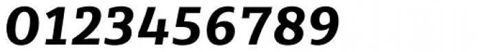 Sybilla Pro Bold Italic Font OTHER CHARS