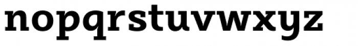 Sybilla Pro Bold Font LOWERCASE