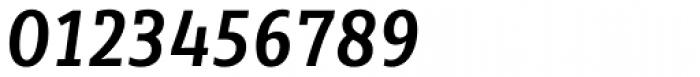 Sybilla Pro Condensed Medium Italic Font OTHER CHARS