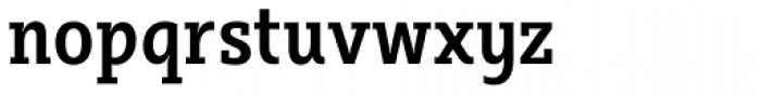 Sybilla Pro Condensed Medium Font LOWERCASE