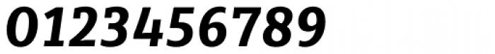 Sybilla Pro Narrow Bold Italic Font OTHER CHARS