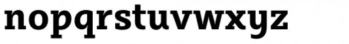 Sybilla Pro Narrow Bold Font LOWERCASE
