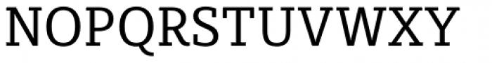 Sybilla Pro Narrow Book Font UPPERCASE