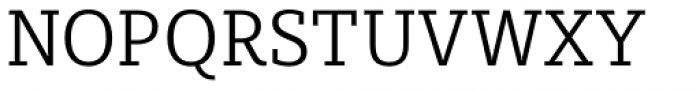 Sybilla Pro Narrow Light Font UPPERCASE