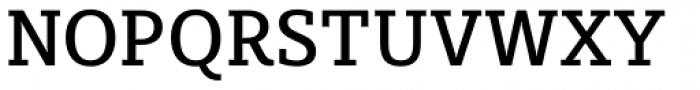 Sybilla Pro Narrow Regular Font UPPERCASE