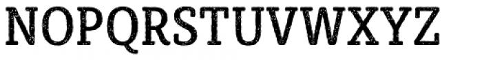 Sybilla Rust Pro Condensed Regular Font UPPERCASE