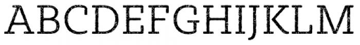 Sybilla Rust Pro Light Font UPPERCASE