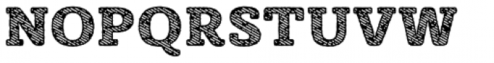 Sybilla Stroke Pro Heavy Font UPPERCASE