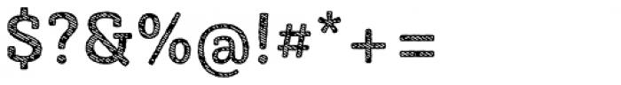 Sybilla Stroke Pro Medium Font OTHER CHARS